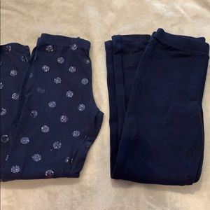 Crewcuts leggings bundle